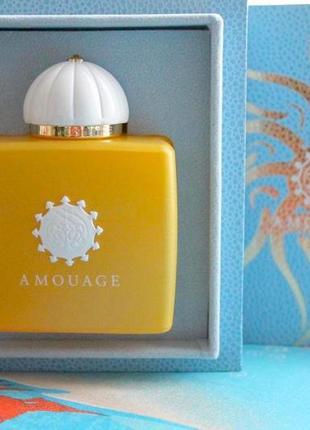 Amouage sunshine оригинал_eau de parfum 2 мл затест_парфюм.вода7 фото