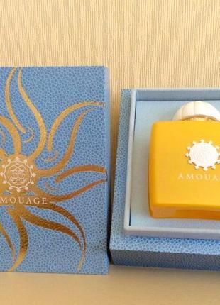Amouage sunshine оригинал_eau de parfum 2 мл затест_парфюм.вода8 фото