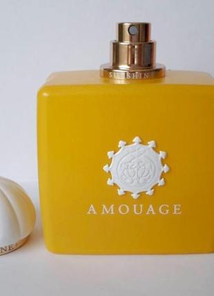 Amouage sunshine оригинал_eau de parfum 2 мл затест_парфюм.вода9 фото