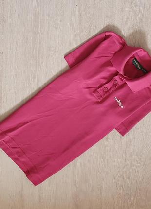 Продается стильная футболка поло chervo