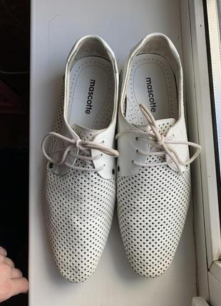 Туфли бренда mascotte