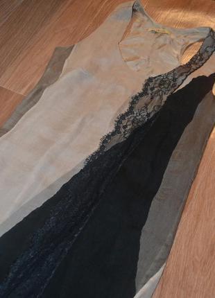 Оригинальное асимметричное платье!