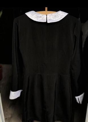Платье  школьное коктейльное