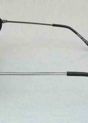 Fendi очки женские солнцезащитные с боковыми защитными шторками с градиентом черные3 фото