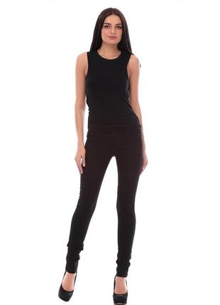 Джинсы skinny , черные джинсы , облегающие джинсы