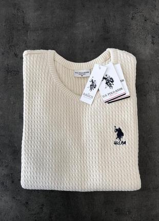 Женский свитер us polo assn