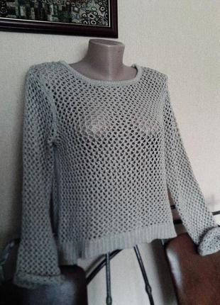 Фирменная кофточка-свитер-джемпер-реглан h&m
