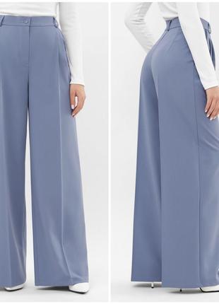 Классические широкие брюки (4 цвета)* отличное качество