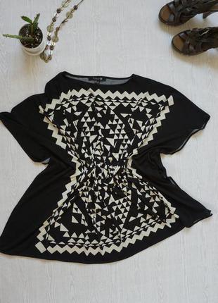 Стильная блуза под поясок