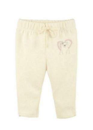 Новые утеплённые штанишки lupilu. на байке. теплые штаны брюки