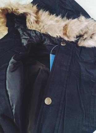 Куртка-парка на мальчика от pepperts4 фото