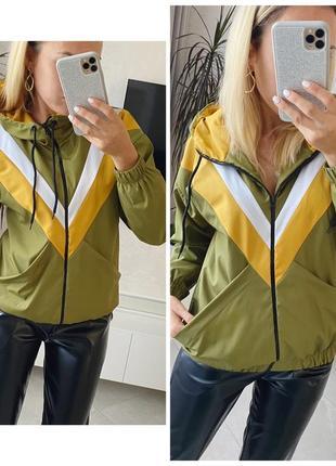 Куртка ветровка6 фото