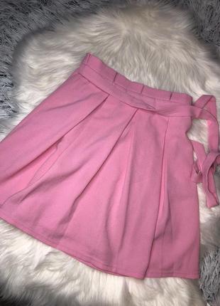 Идеальная розовая юбка barbie