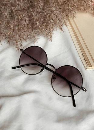 Крутые круглые очки