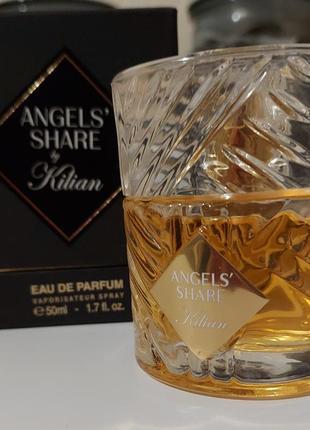 Angels share🧚♂️🧚♂️🧚♂️ by kilian 5 ml eau de parfum, парфюмированная вода, отливант