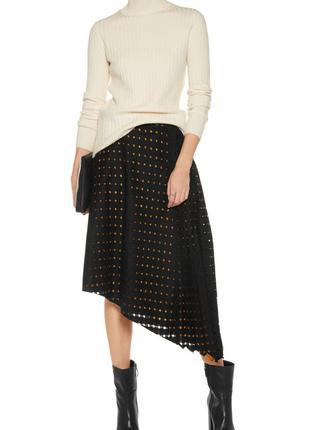 Стильная шерстная юбка , новая , в наличии 34   европ. размер