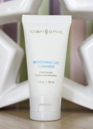 Пробник гель для умывания clarisonic refreshing gel cleanser (оригинал)