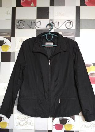 Фирменная спортивная ветровка/куртка