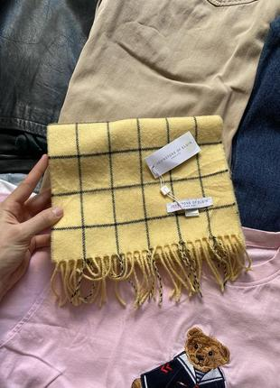 Johnstons of elgin scarf шарф