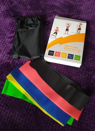 Резинка для фітнесу резинки для фитнеса