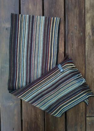 Мужской шерстяной шарф германия