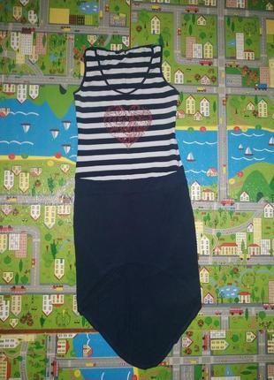Сногшибательное летнее платье1 фото