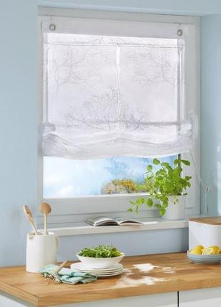 Занавески-роллеты meradiso римские шторы 80*120 см
