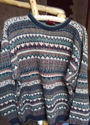 Burton винтаж свитер