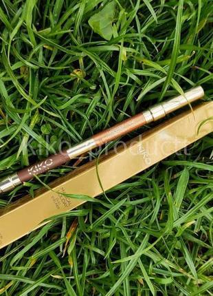 Подвійний олівець для підводки вій kiko magical holiday duo eyeliner