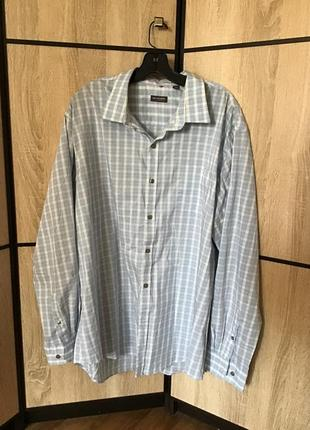 Рубашка мужская van heusen размер xxl