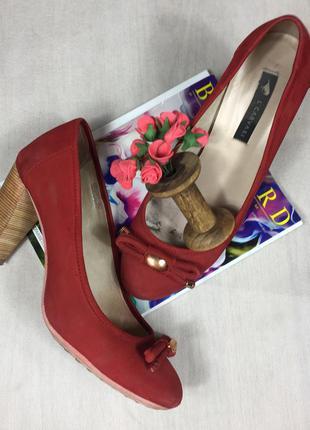Замшевые туфли l'carvari