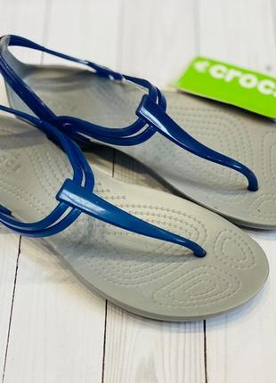 Новые модные босоножки crocs, оригинал