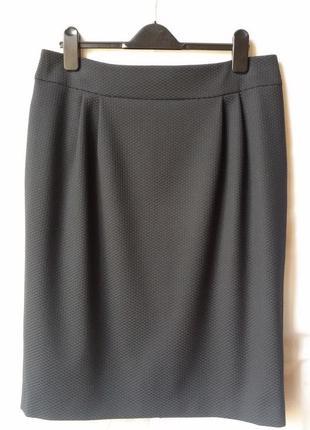 Черная юбка monton, размер l-xl