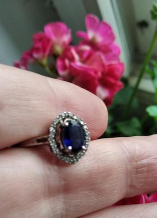 🎁с серьгами дешевле! кольцо перстень, серебро 925 пробы