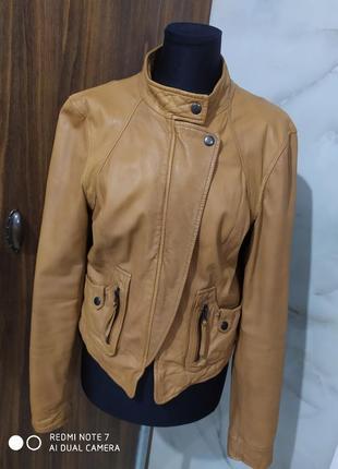 Кожаная курточка,пиджак vero moda