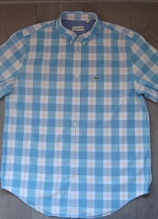 Рубашка lacoste  l
