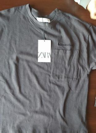 Новый свитшот блузон лонгслив кофта zara premium