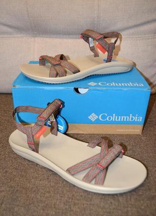 Спортивные сандалии columbia wave train 42 размер доставка