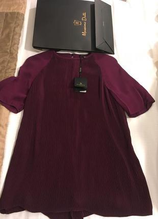 Красивейшая блуза massimo dutti