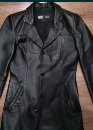 Кожаный пиджак, куртка