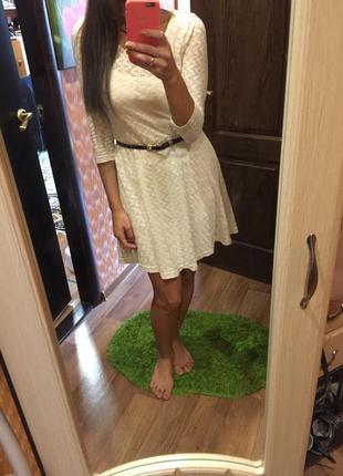 Вязанное платье jennifer