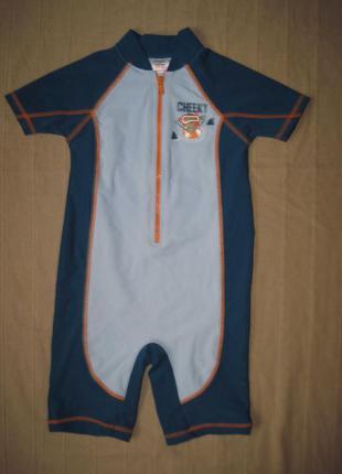 Next (3-4 года) гидрокостюм комбез лайкра детский