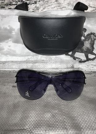 Женские очки - маска calvin klein