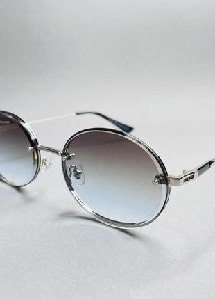 Очки солнцезащитные женские овалы kaizi