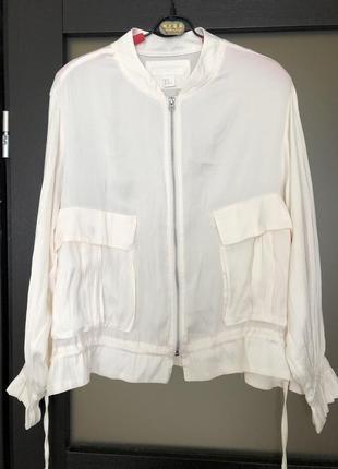Блуза-бомбер h&m