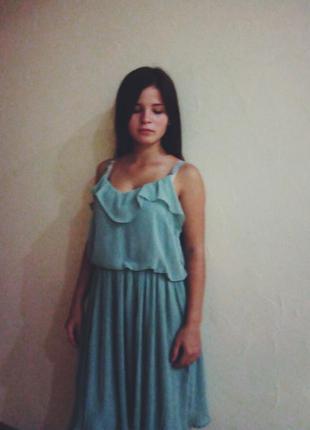 Нежное платье от vero moda
