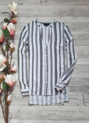 Блуза из натуральной ткани new look