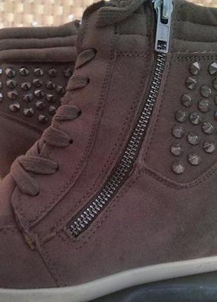 Сникерсы ботинки aldo