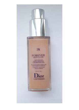 Dior forever skin glow тон 2n