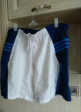 Пляжные, купальные шорты  фирмы adidas. оригинал.м-ка.